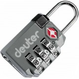 Навесной замок Deuter TSA-Lock Anthracite (4030)