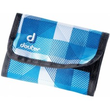 Кошелёк Deuter Wallet Blue Arrowcheck (3016)