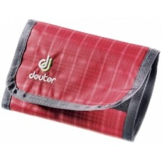 Кошелёк Deuter Wallet Raspberry Check (5003)