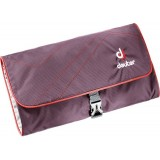 Несессер Deuter Wash Bag II Aubergine Fire (5522)