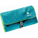 Несессер Deuter Wash Bag II Petrol Kiwi (3214)
