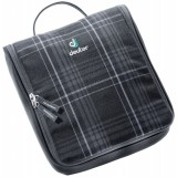 Несессер Deuter Wash Center II Black Check (7005)